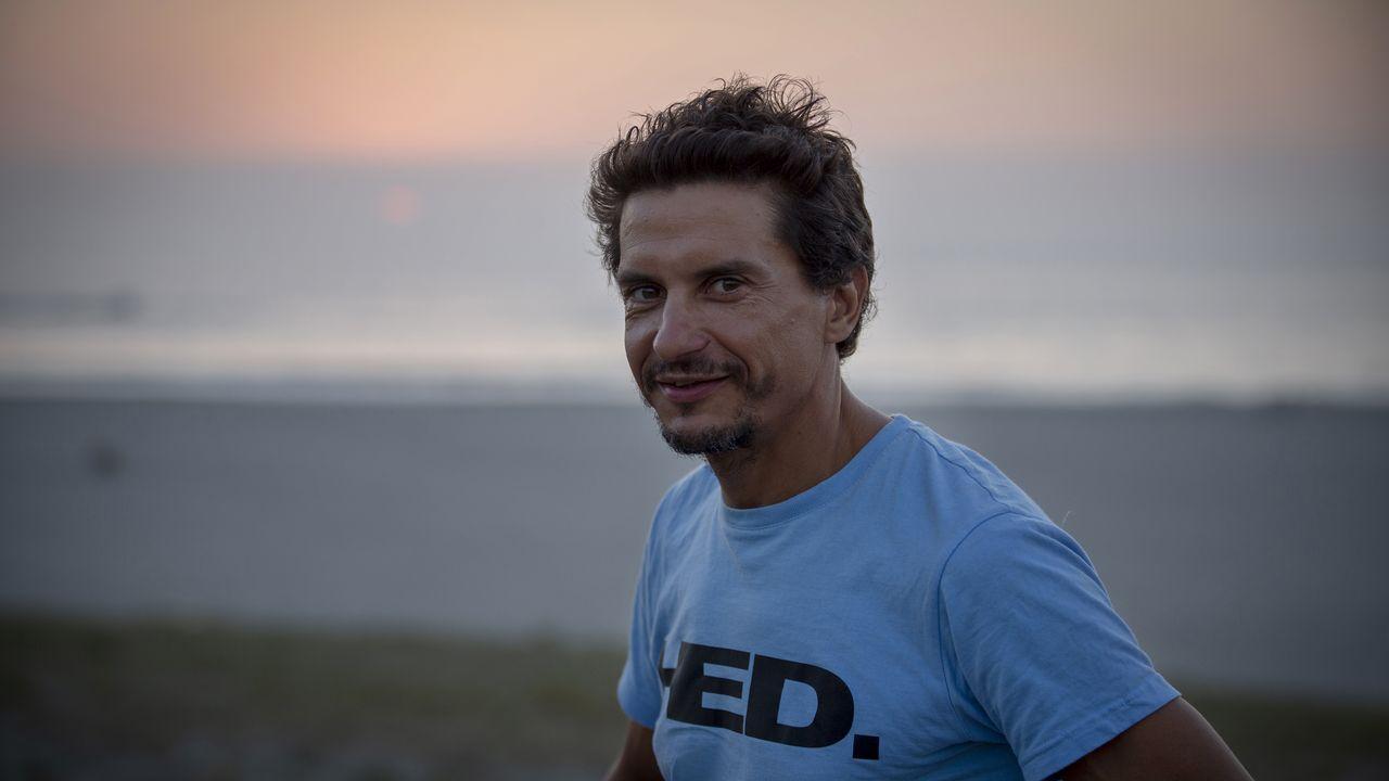 Iván Raña: «No firmo ningún puesto en Hawái»