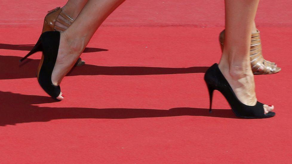 Festival de Cannes: Michael Caine, Harvey Keitel y Jane Fonda, los felices años 80.Jane Fonda, Michael Caine y Harvey Keitel