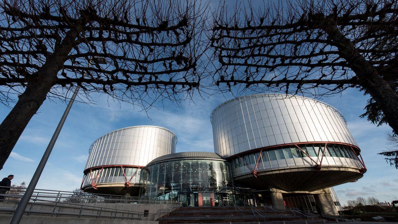 Sede del Tribunal Europeo de Derechos Humanos de Estrasburgo