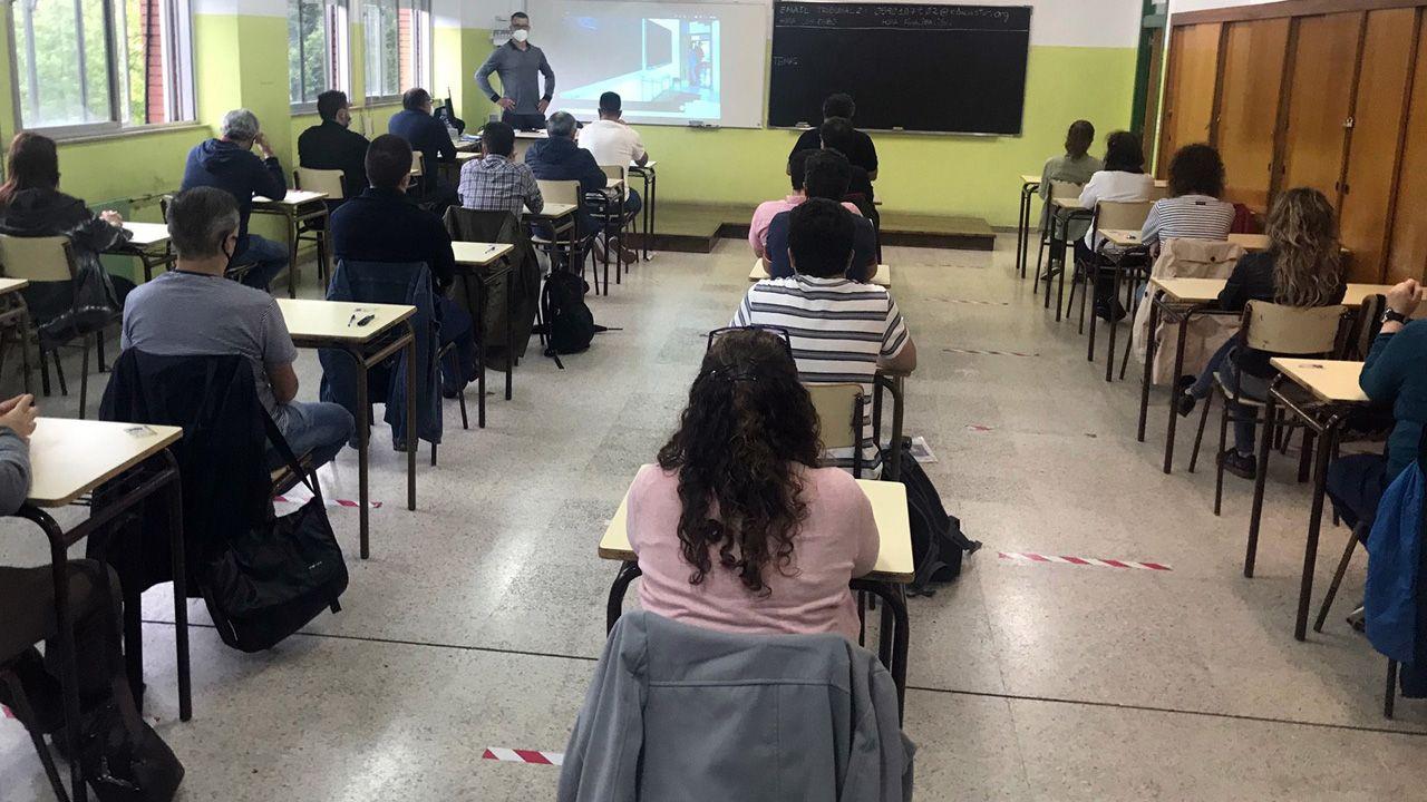 Oposiciones docentes en Asturias