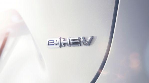 Honda incorpora a su gama electrificada el HR-v e:HEV