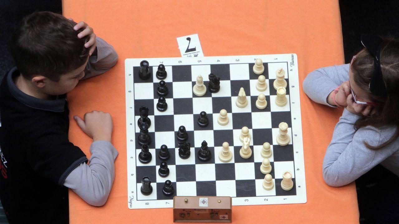 Campeonato provincial de ajedrez