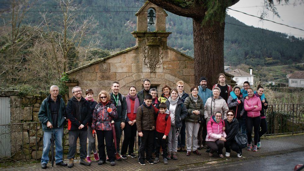 El equipo masculino de Ourense