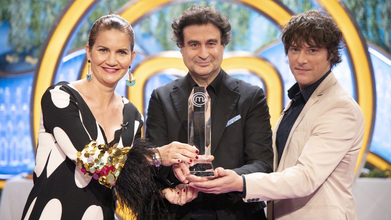 Ana Iglesias gana «MasterChef».Operativo de protección civil en Lugo durante el estado de alarma