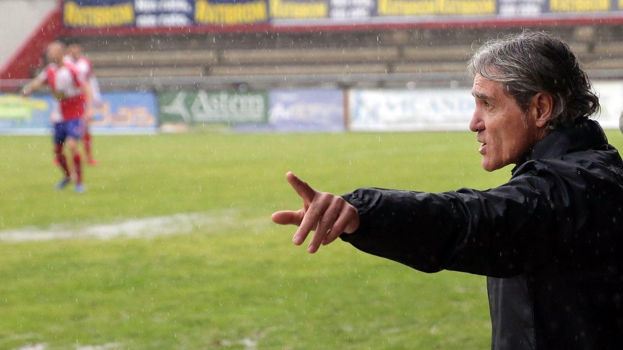 Egea Requexon Real Oviedo.Sergio Egea, en un entrenamiento en El Requexón