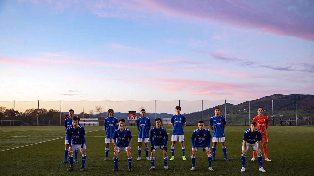 Juvenil B del Real Oviedo