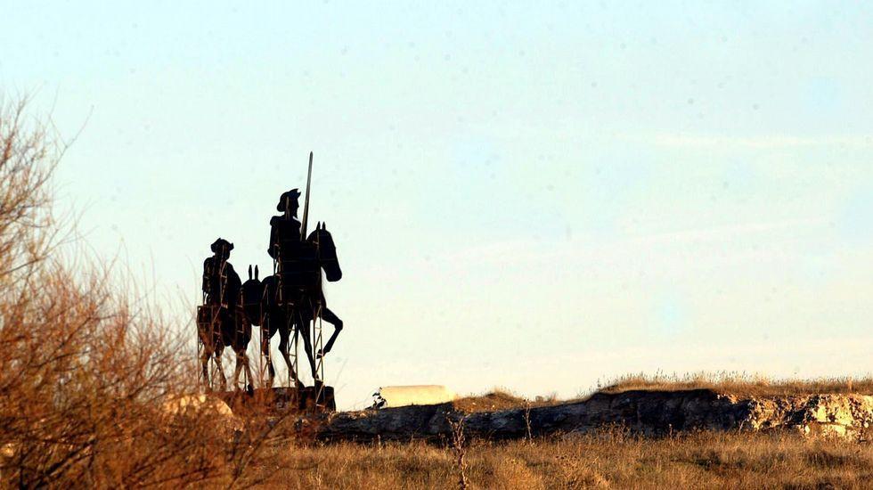 Unha boa oportunidade para experimentar o «coteaching» sería o cuarto centenario da morte de Cervantes