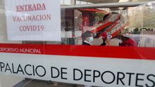 El Palacio de Deportes de Gijón, habilitado como centro de vacunación