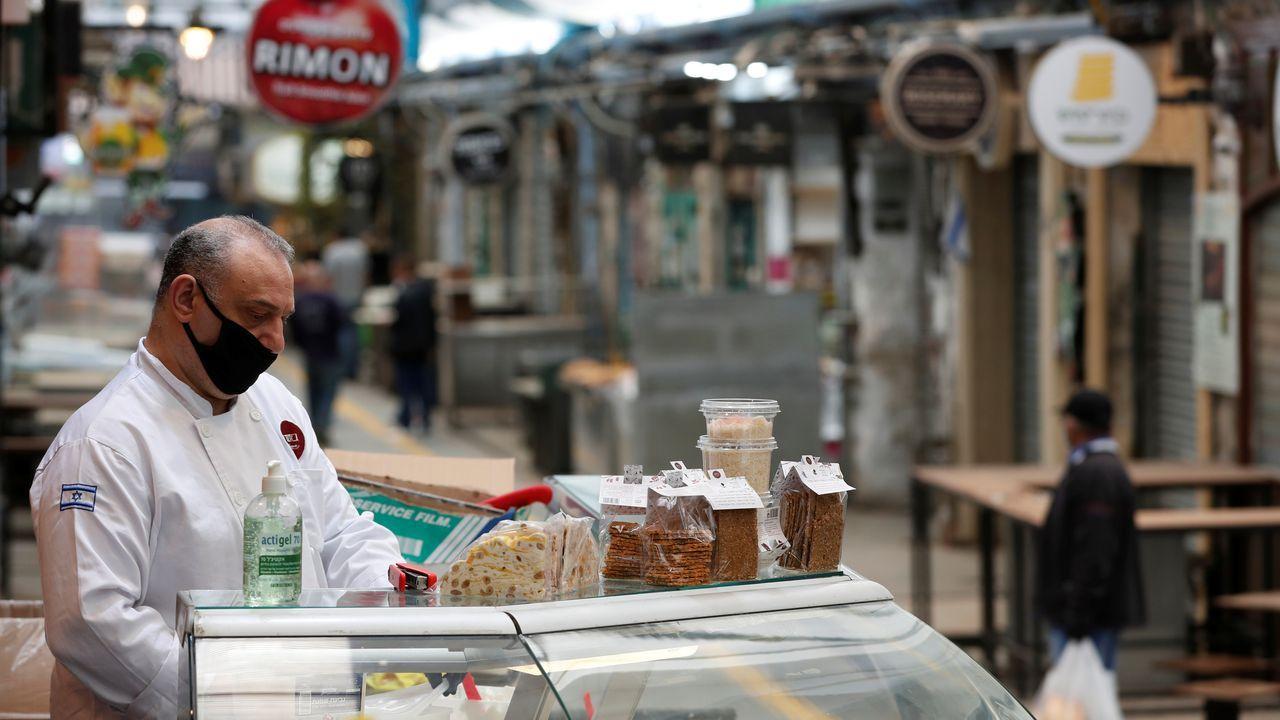 En Israel ya pueden abrir todos los pequeños comercios