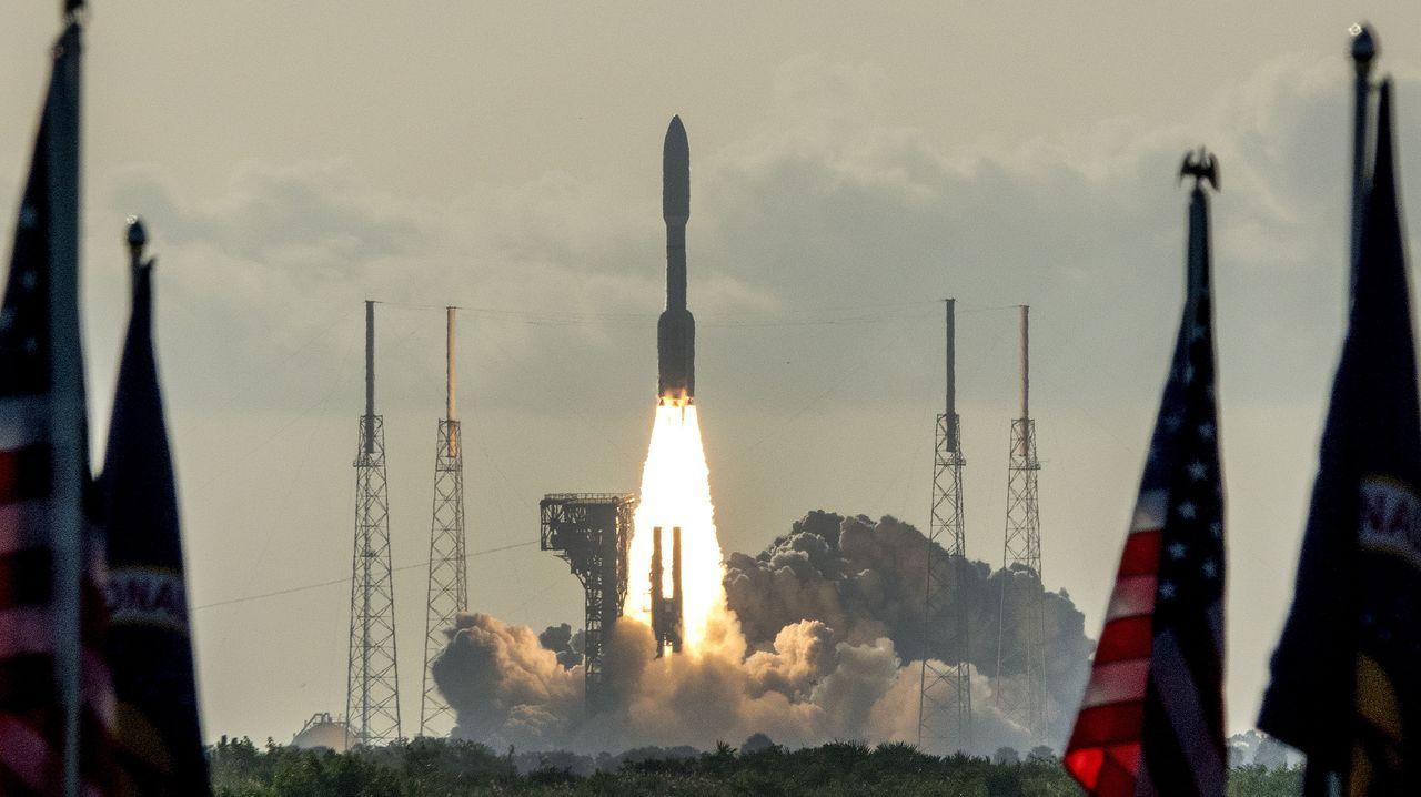 Sigue en directo el lanzamiento de la nueva misión de la NASA en Marte.José Ángel Fernández Villa llega a los juzgados de Oviedo del brazo de su mujer