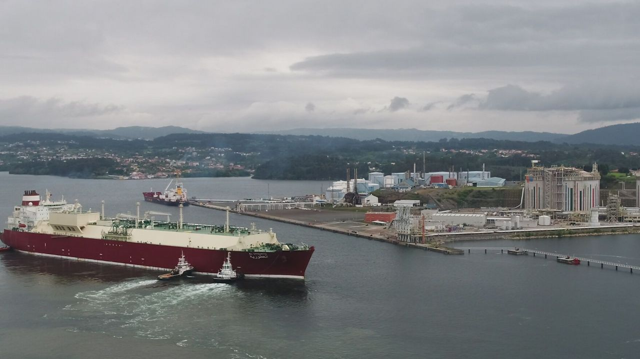 «Diez años después de traer el gas a Galicia, ahora vamos a llevarlo al mar»