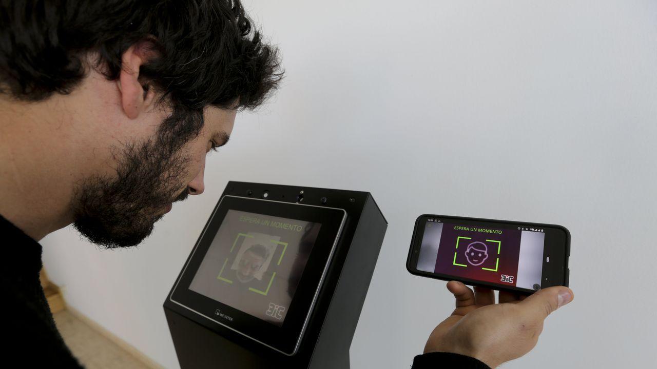 El dispositivo también se puede descargar en un teléfono móvil