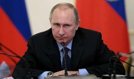 Sochi se prepara para sus Juegos de Invierno.Putin durante una sesión del Consejo Económico.