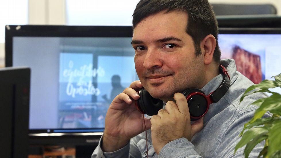 «Es un honor que el Play-Doc proyecte mi segundo documental».Pablo Carreño