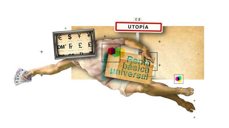 Un salario universaly para todos,¿es la renta básica una utopía o un hecho inevitable?