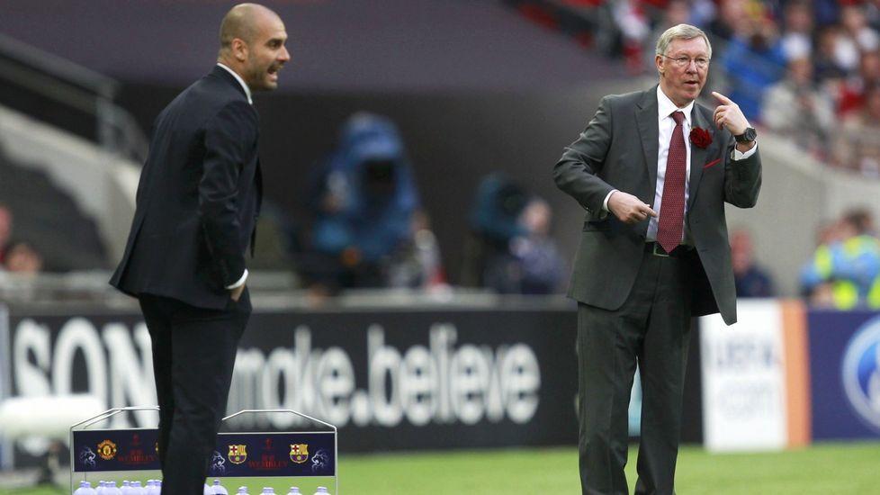 Las mejores jugadas del Manchester United - Deportivo