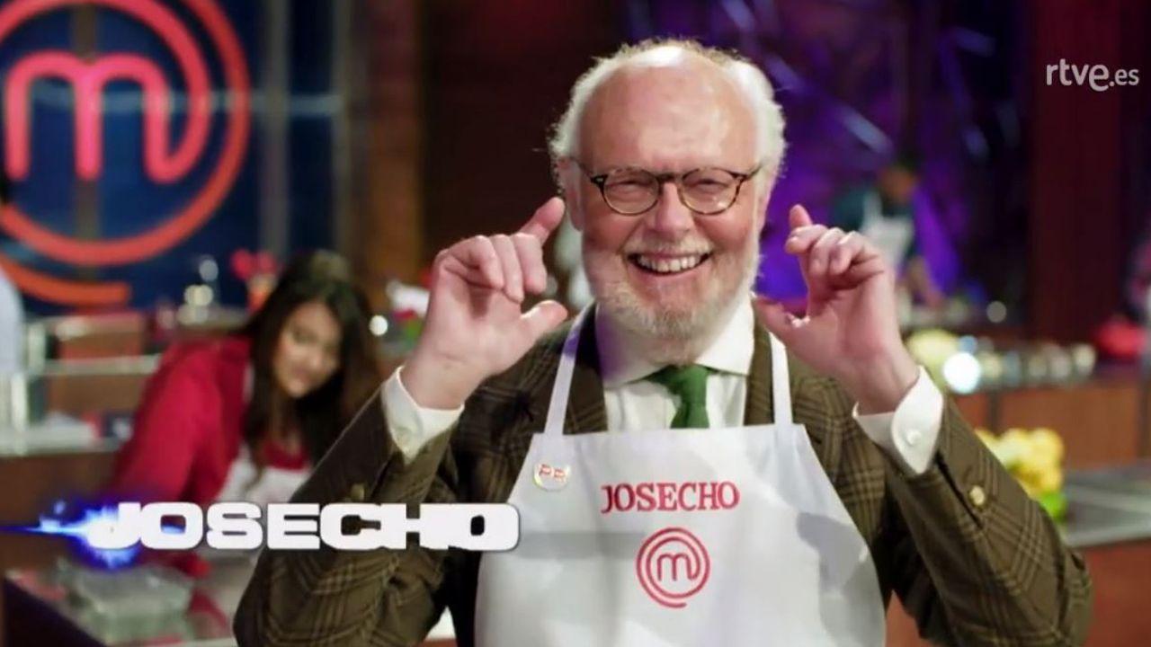 Josecho, el madrileño afincado en Llanes de MasterChef