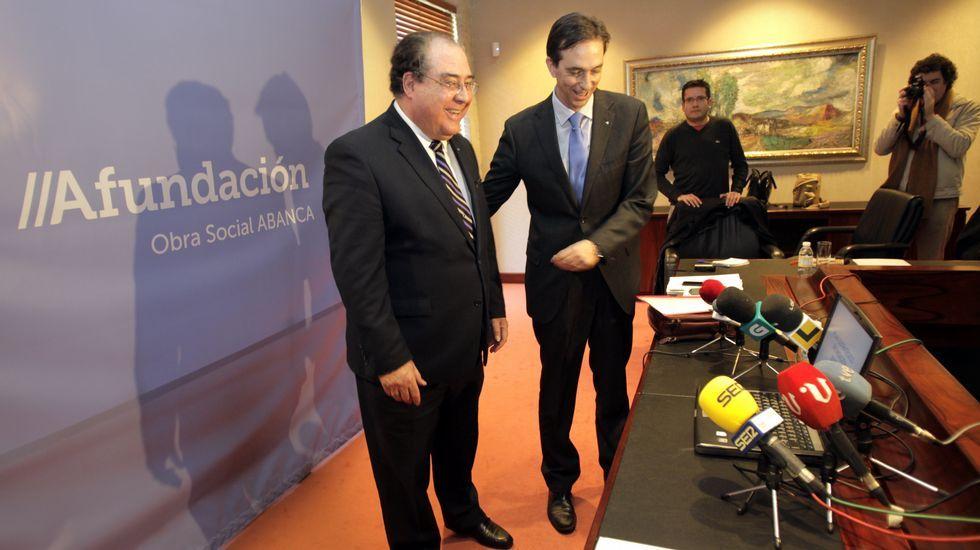xOÁN CANNAS, DIRECTOR DEL INSTITUTO GALEGO DO VIÑO