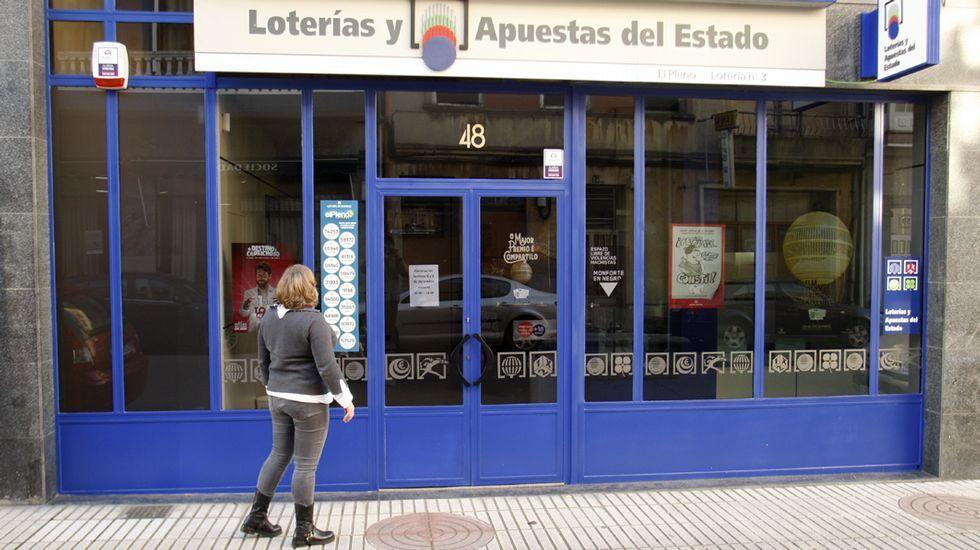 El X de la Suerte vendió dos décimos del segundo premio de la Lotería de Reyes