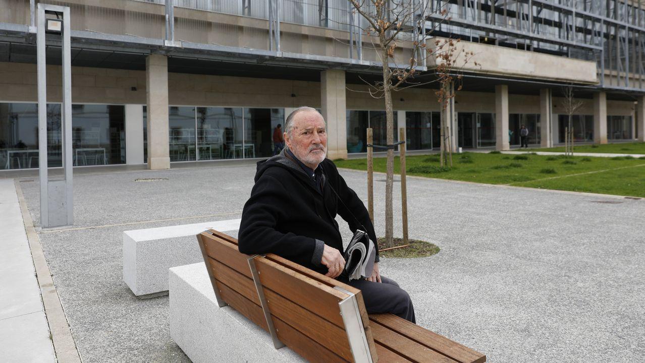José Francisco Rodil, autor de La noche de las luminarias