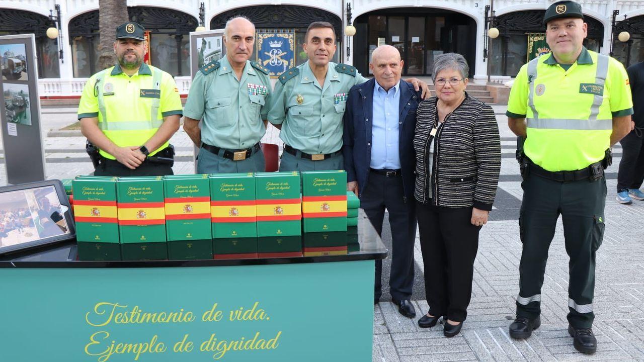 El partido de homenaje a Luis de Rafael, en imágenes.Fernández posa nunha aula da Universidade de Santiago, onde é profesor