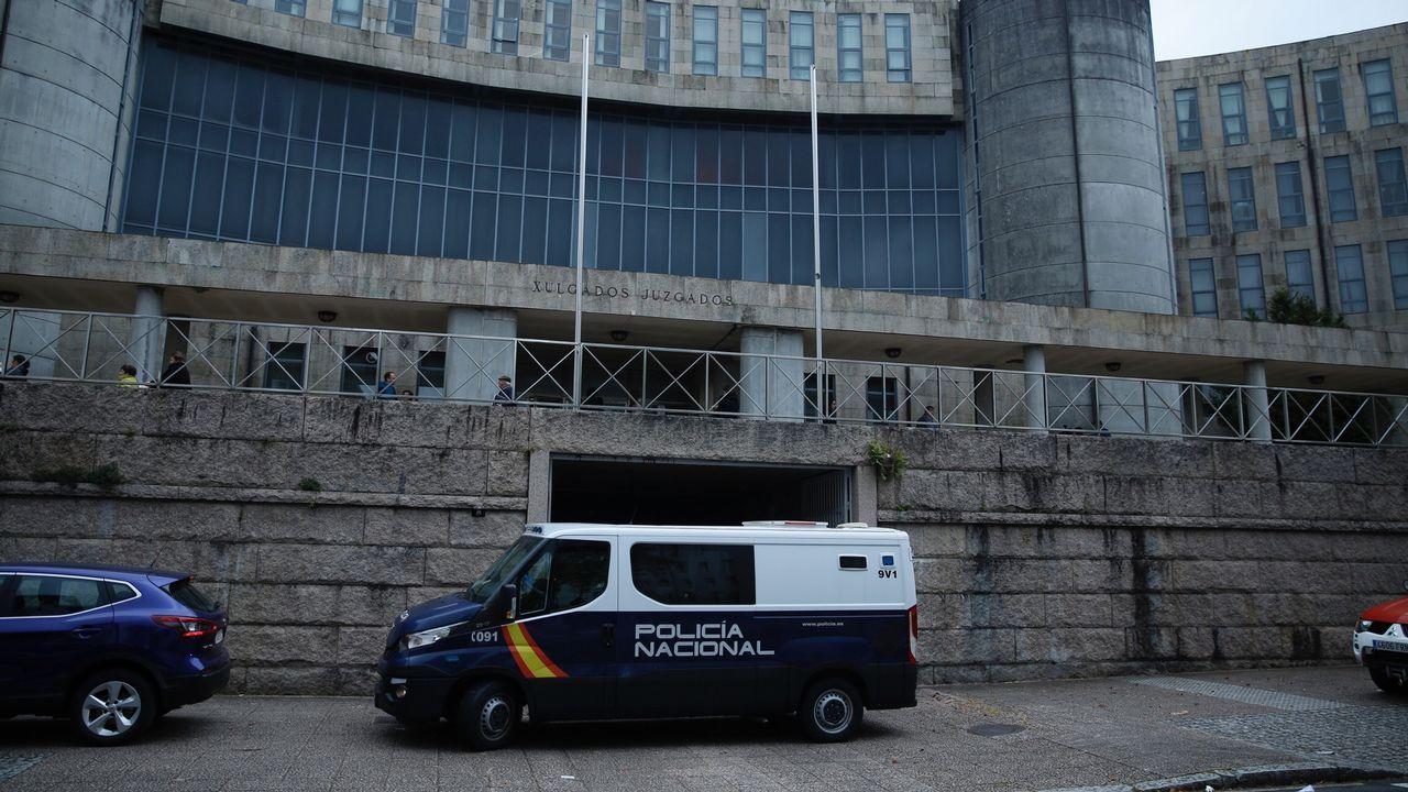 La red de trata de blancas desarticulada creó una red de pisos por todo Santiago
