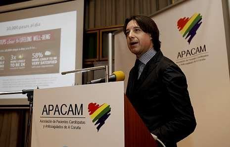 El colectivo Apacam organizó una nueva charla con expertos sobre hábitos cardiosaludables.