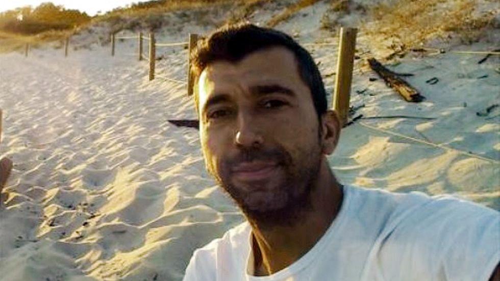 Fotografía de César A.O., de 38 años, detenido por el crimen de Ana Enjamio en Vigo