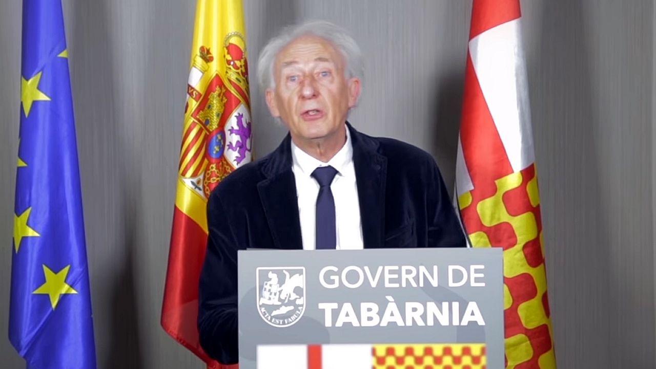 Albert Boadella, nuevo presidente en el exilio de Tabarnia