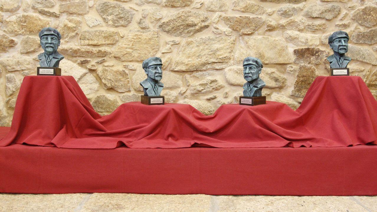 Así foi a entrega dos Premios Bos e Xenerosos: ¡mira as imaxes!
