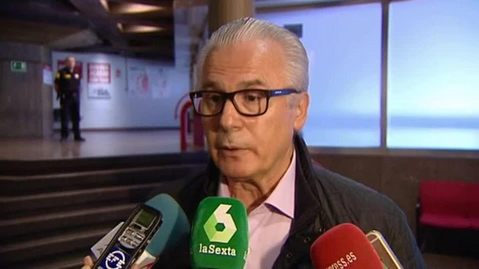 Pablo Crespo: «Hubo rumores de que la operación Gürtel la orquestó Rubalcaba»