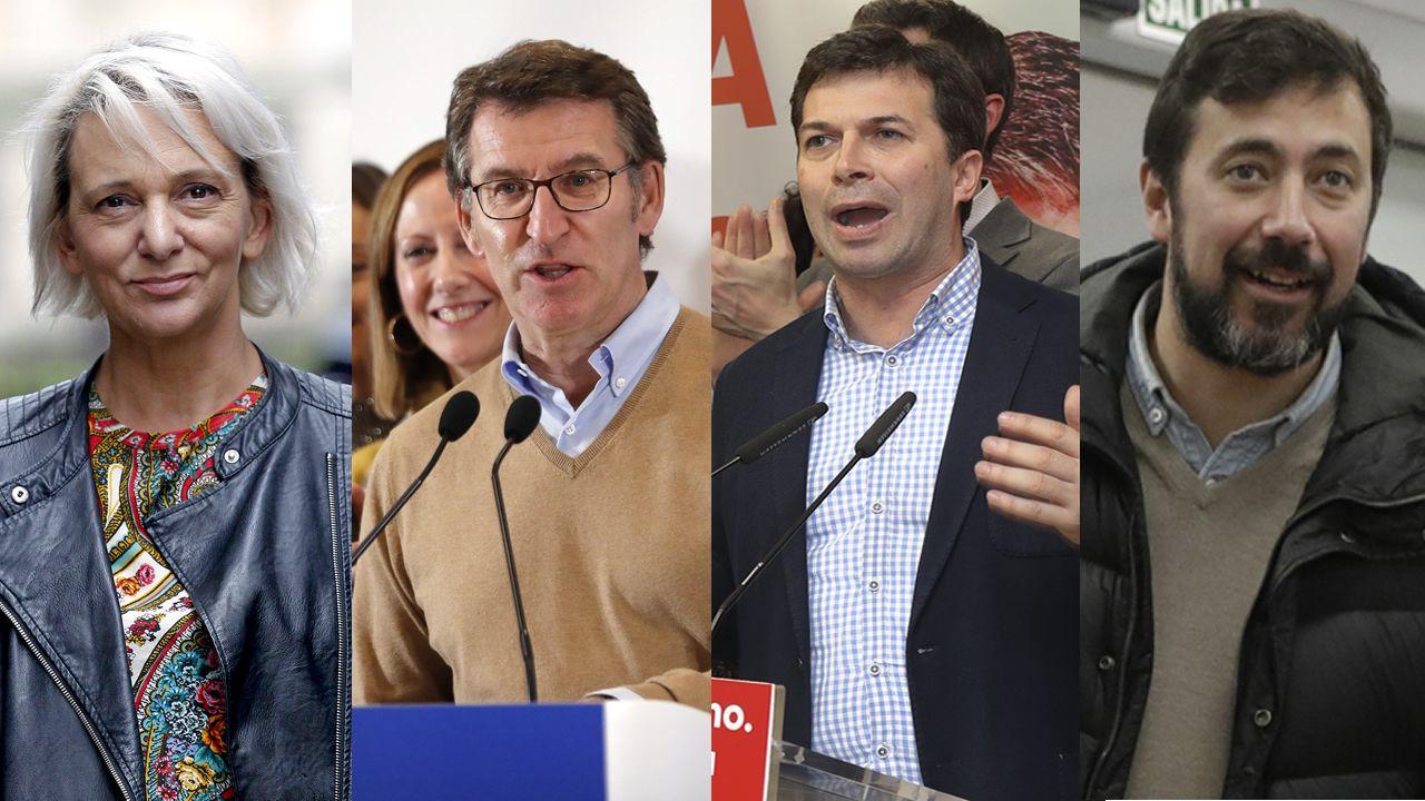 Núñez Feijóo: «Sánchez nos ha metido en un lío mayor que en el que estábamos».Manuel Valls,que seguirá como concejal, exigió a Colau que retire el lazo amarillo del consistorio