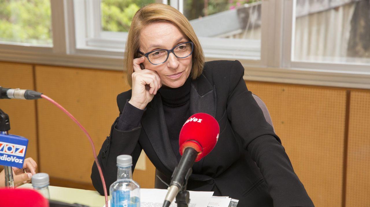 Portavoz del PSOE larachés