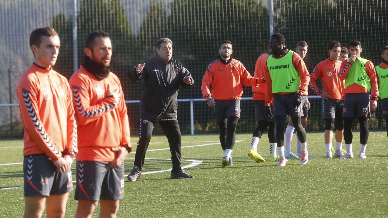 Las imágenes del Pontevedra CF - Ibiza.Arsenio Iglesias.
