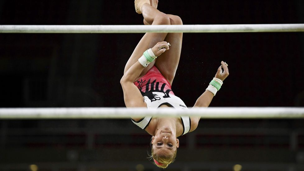 Olimpiadas - Juegos de Río 2016.Fátima Báñez en la Feria de Muestras