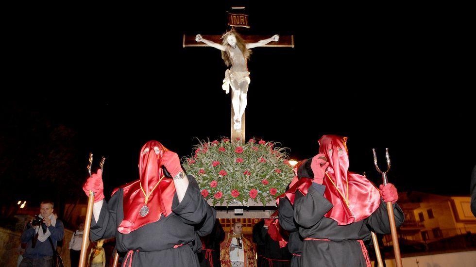 Vicrucis en Porto do Son