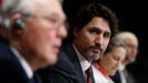 El primer ministro Justin Trudeau