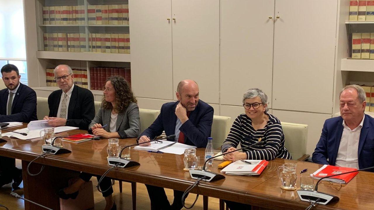 Reunión, hoy, de la sociedad Gijón al Norte