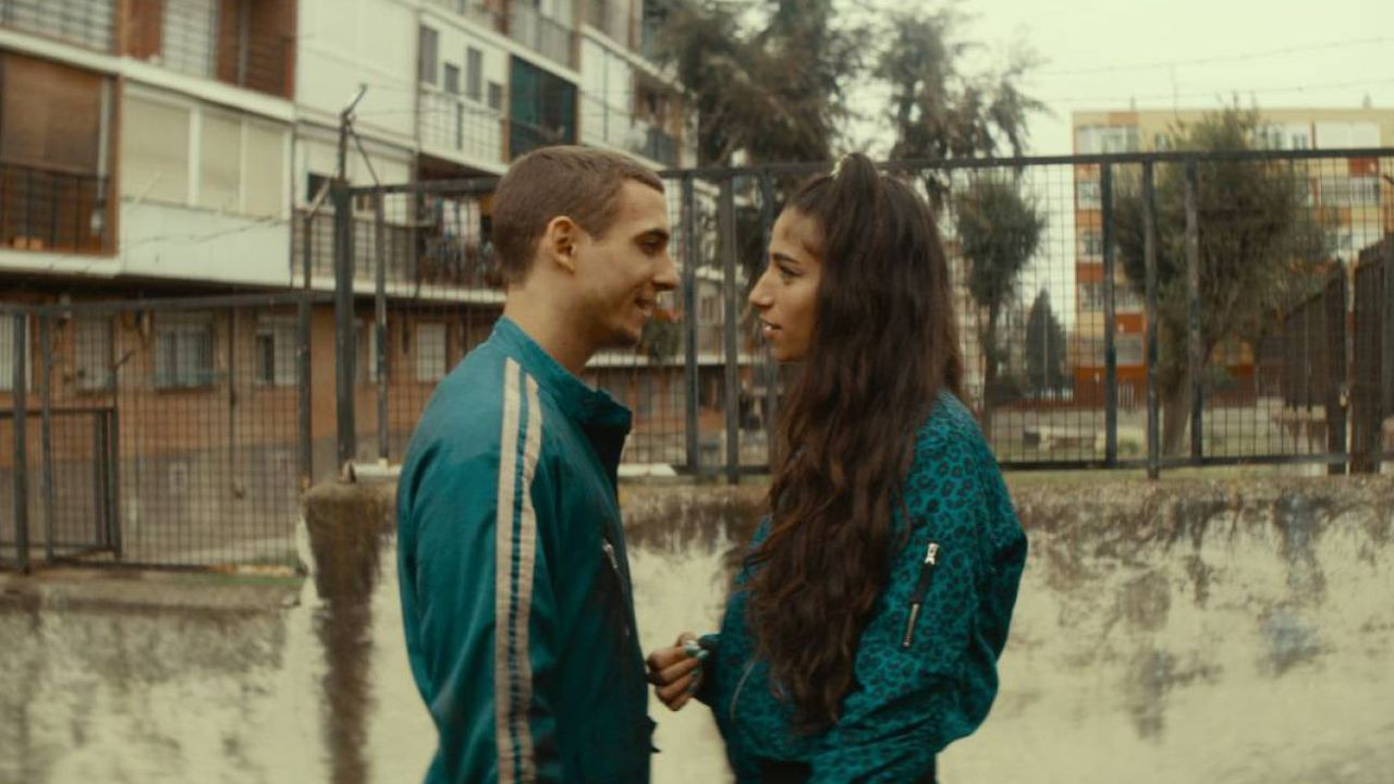 Fotograma da película de Paula Cons «A illa das mentiras»