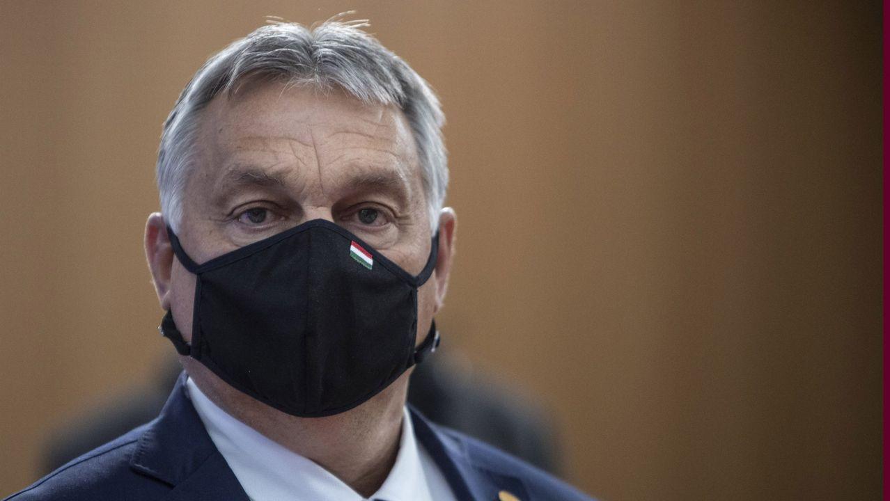 El primer ministro de Hungria, Víktor Orbán