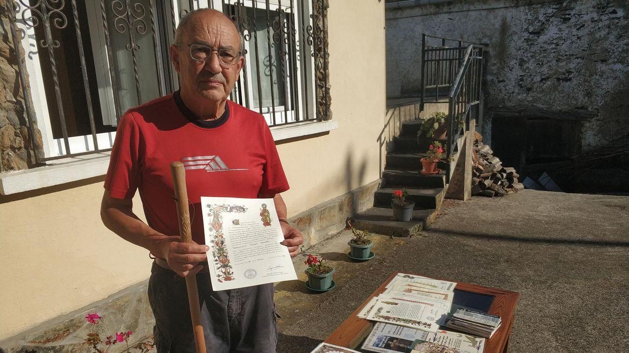 Muestra  A memoria do Son  en la antigua cárcel de Sarria.El Combo Dominicano ofrecerá su primera verbena en la provincia de Lugo tras el inicio de la pandemia.