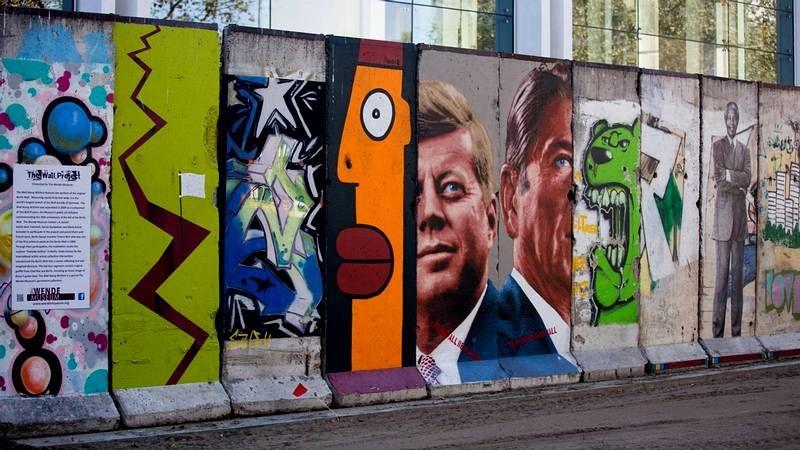 El recuerdo del muro de Berlín sobrevive por el mundo.El presidente Xi Jinping en una imagen reciente.
