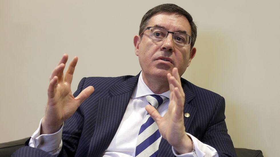El presidente de Euskaltel: «Aquí no sobra nadie»