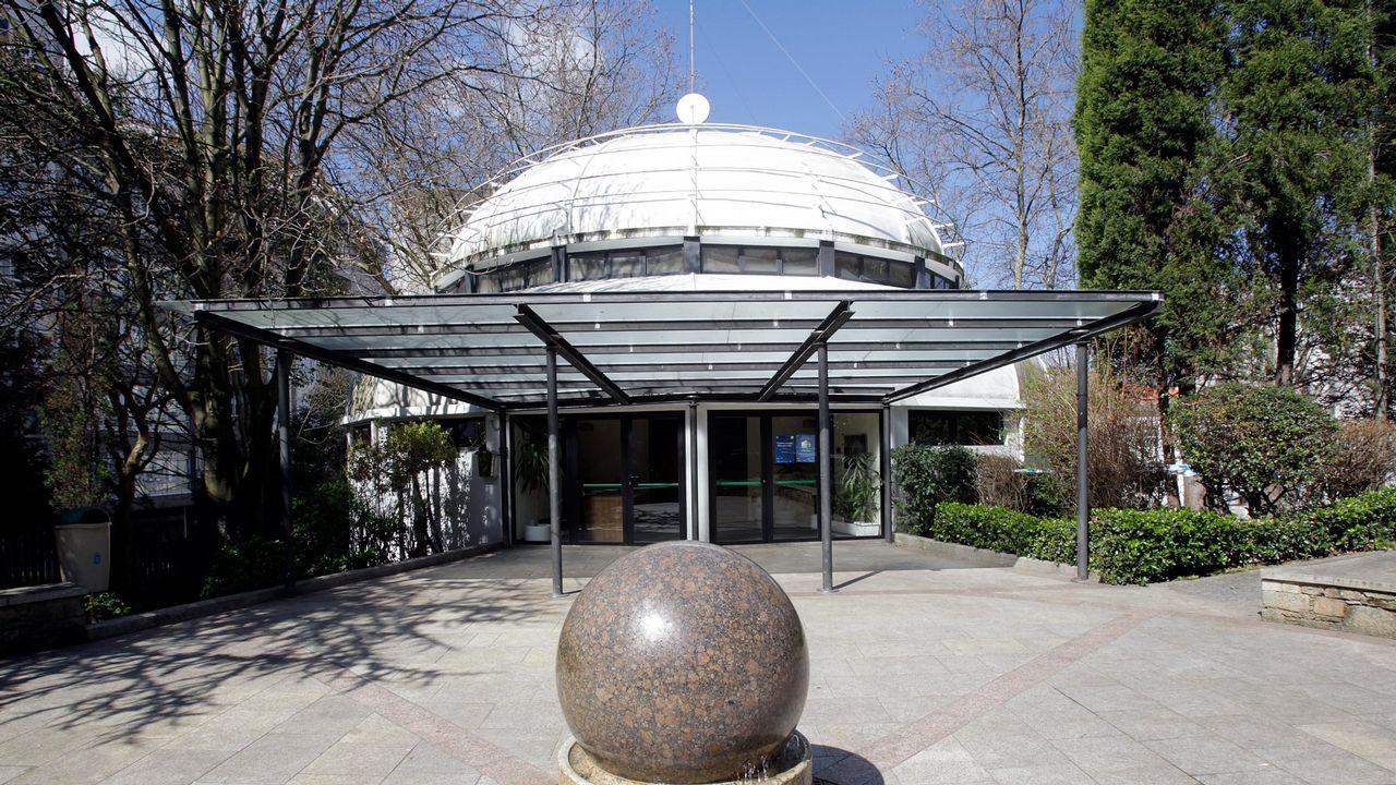 Refugio de Brañagallones.Planetario de la Casa de las Ciencias
