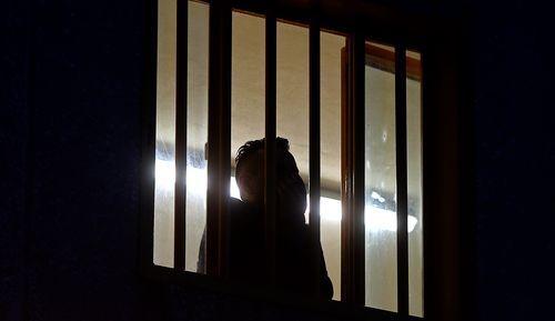 rectores.Imagen de una celda en la cárcel de Teixeiro