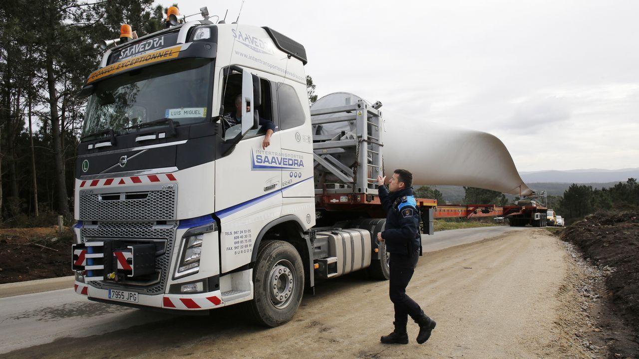 Siemens Gamesa alcanza la pala mil del modelo que posibilitó su despegue.Sede de EDP en Oviedo