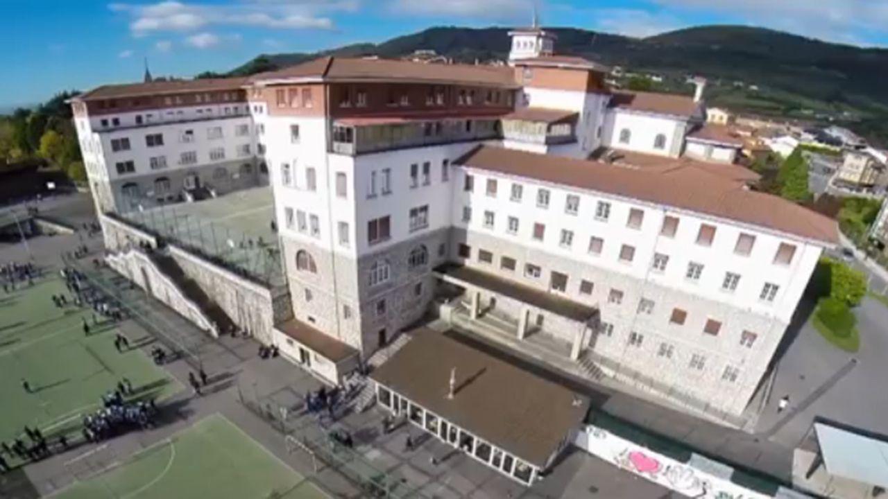 Colegio Santa María del Naranco- Alter Vía Oviedo