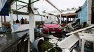 Efectos del huracán Grace a su paso por México