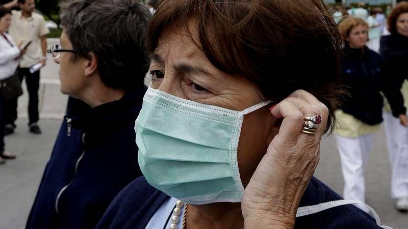 La crisis del ébola, en imágenes.Arturo Valls