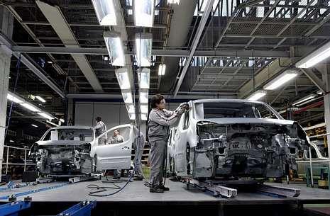 La factoría viguesa de PSA Peugeot Citroën ensambla, entre otros modelos, la nueva gama económica.